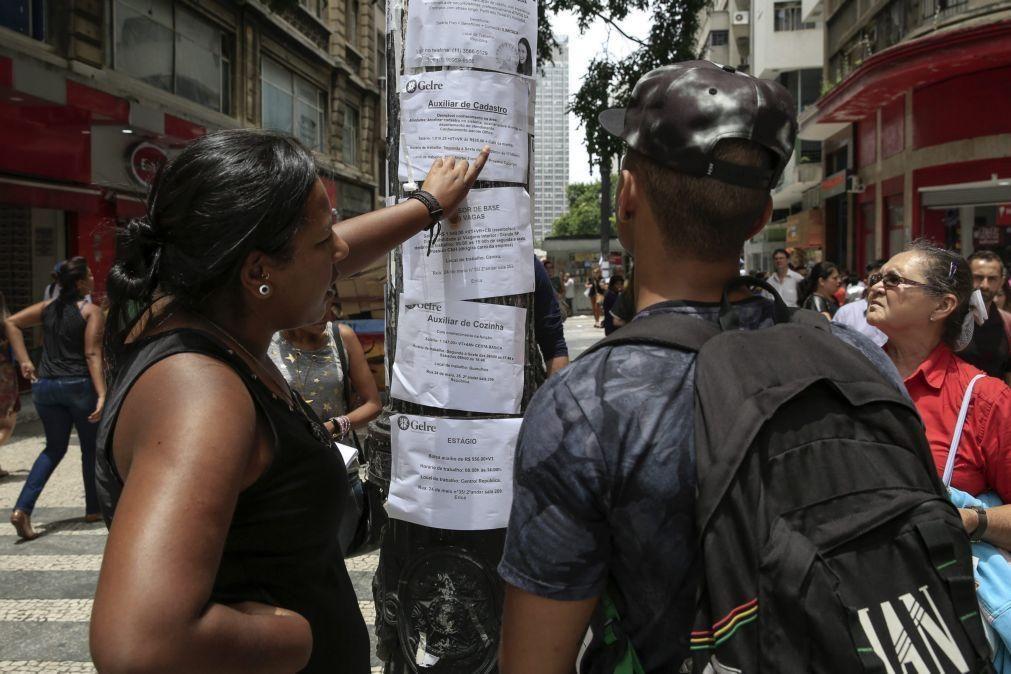 Desemprego no Brasil atinge 14,7% da população no trimestre encerrado em abril