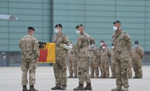 Alemanha conclui repatriamento das forças armadas do Afeganistão