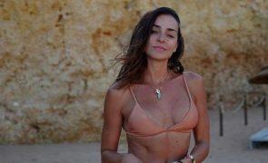 Vanessa Martins dá pistas sobre novo namorado