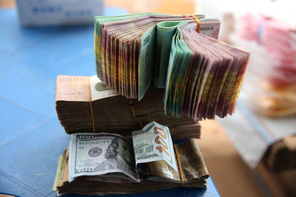 Banca de Angola tem