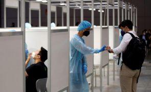 Covid-19: Espanha regista 9.227 novos casos com contágios a aumentarem