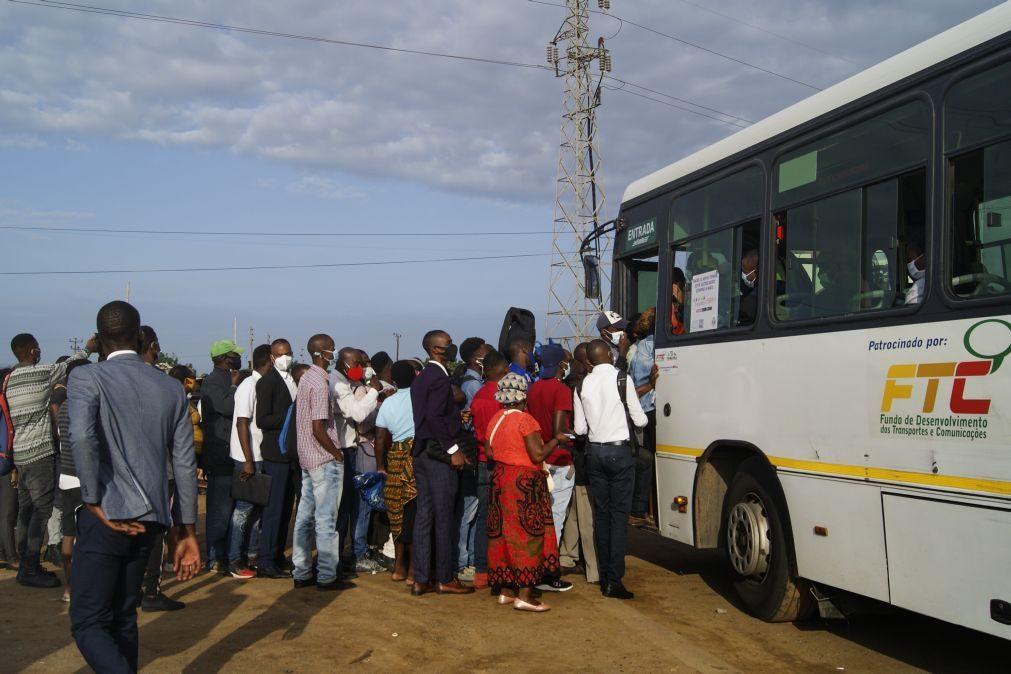 Covid-19: Moçambique com mais seis óbitos e 576 novos casos