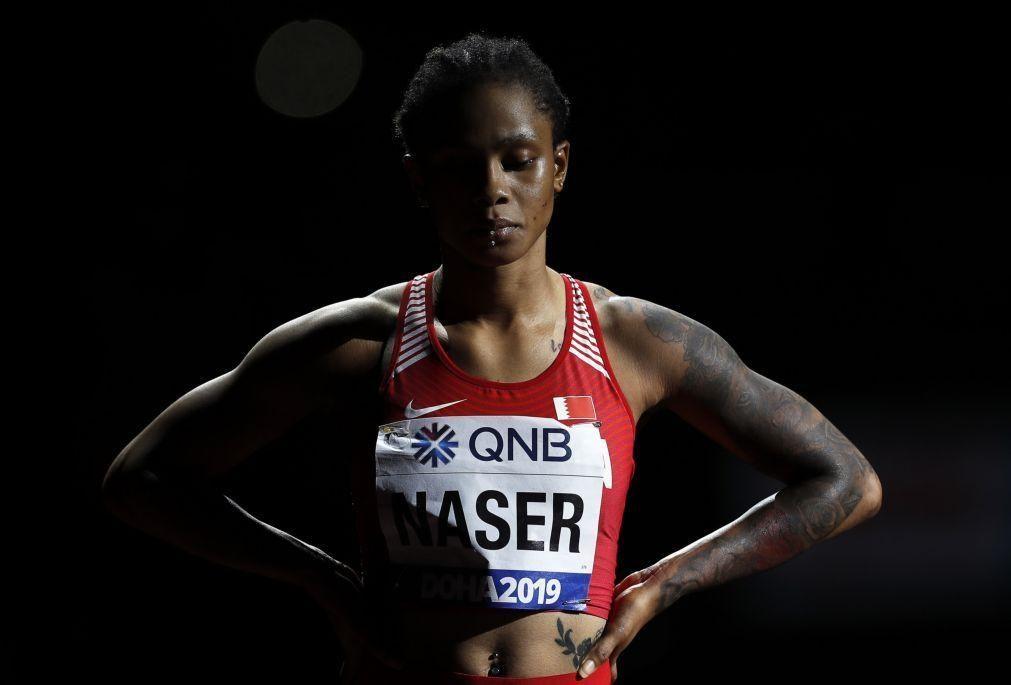Tóquio2020: Campeã do Mundo dos 400 metros punida dois anos por faltar a testes antidoping
