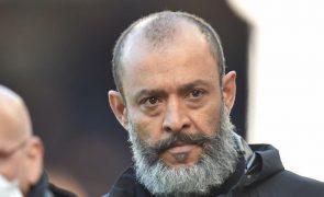 Nuno Espírito Santo é o novo treinador do Tottenham