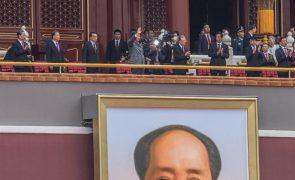 Xi Jinping diz que povo chinês nunca permitirá opressão ou domínio de forças estrangeiras