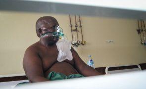 Covid-19: Número de mortes duplicou de 22 para 44 em junho em Moçambique