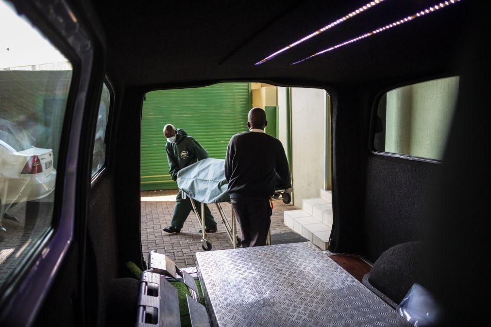 Covid-19: África ultrapassou 5,5 milhões de casos e 142 mil mortos