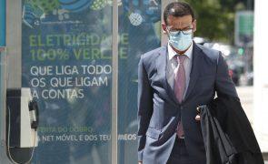 Advogado de Joe Berardo mantém incógnita sobre Berardo depor ao juiz Carlos Alexandre