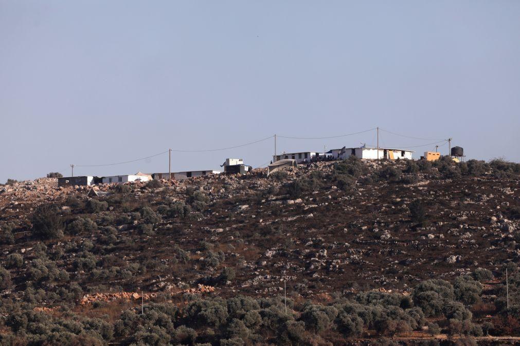 Médio Oriente: Colonato de Eviatar será evacuado na sexta-feira