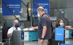 Covid-19: Passageiros dizem que certificado digital facilita viagens