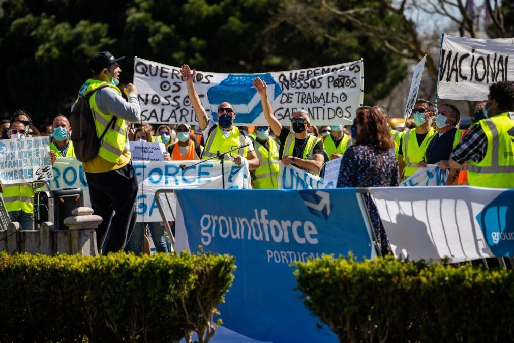 Sindicato convoca cinco dias de greve na Groundforce em julho e agosto