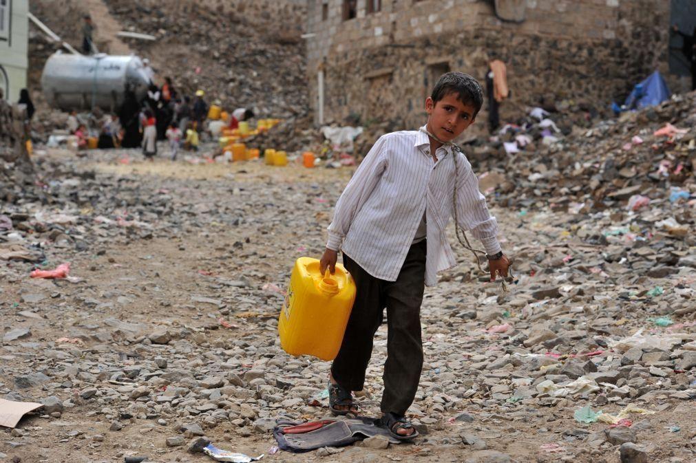 ONU denuncia que uma em quatro pessoas no mundo continua sem acesso a água potável
