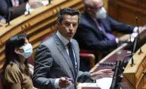 PSD acusa Governo de tratar forças de segurança com
