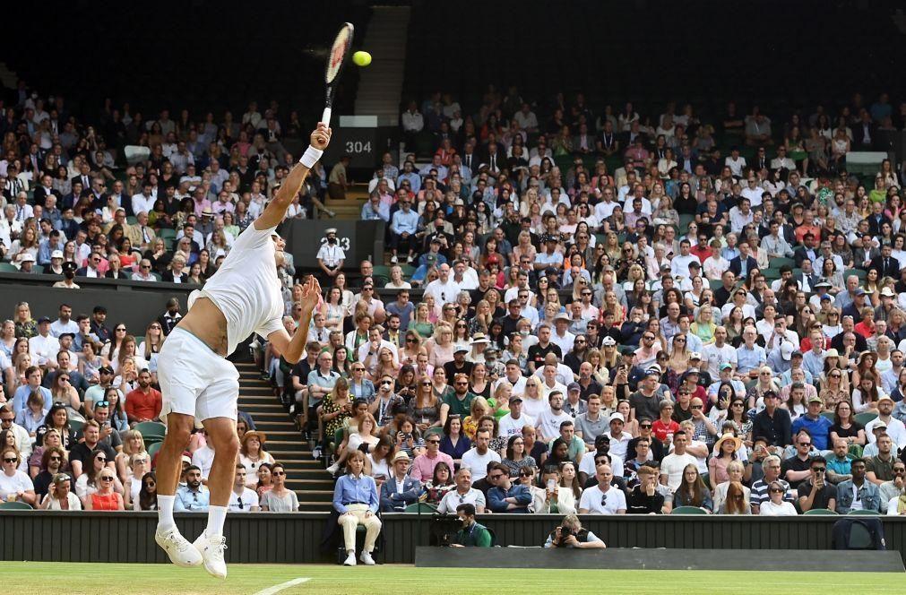 Federer vence Gasquet e avança para a terceira ronda em Wimbledon [vídeo]