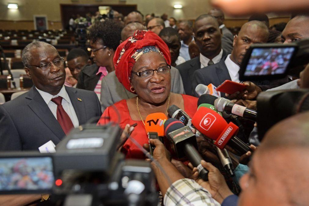 Moçambique/Ataques: Governo agradece ajuda humanitária da União Europeia