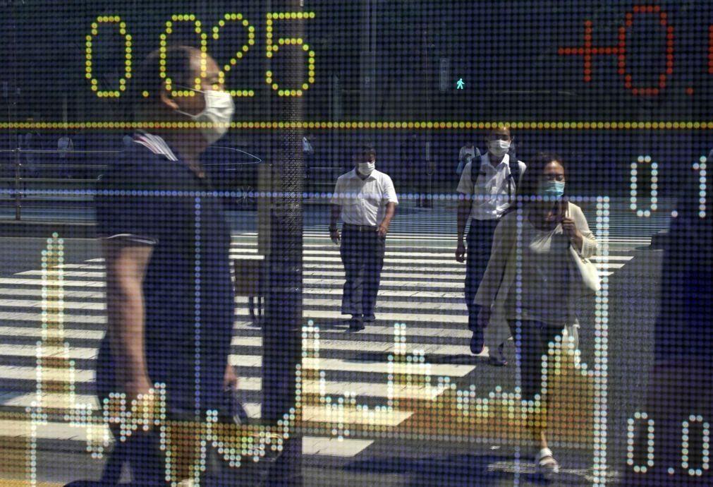 Bolsa de Tóquio fecha a ganhar 0,27%