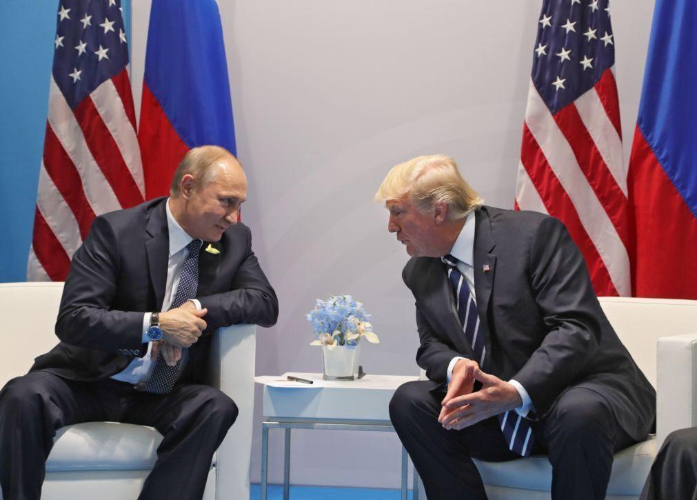 Kremlin nega que Trump e Putin tenham combinado criar unidade de cibersegurança