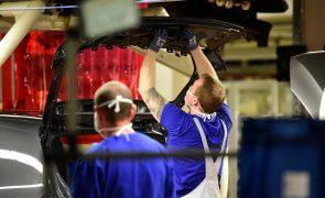 Indústria automóvel alemã melhora em junho para máximos desde agosto de 2018