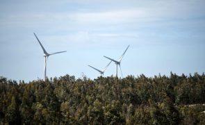 Produção renovável abasteceu 68% do consumo de eletricidade no 1.º semestre