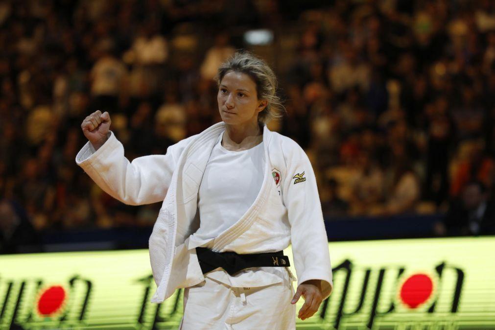 Tóquio2020: Telma Monteiro e Nelson Évora vão ser os porta-estandarte de Portugal