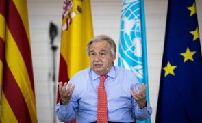 Covid-19: Guterres defende importância do multilateralismo no combate à pandemia