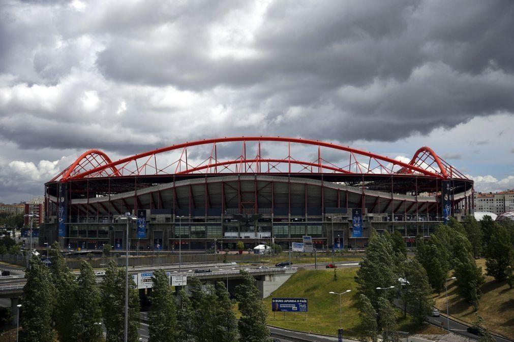 Benfica defronta Lille num dos oito jogos de preparação da época 2021/22
