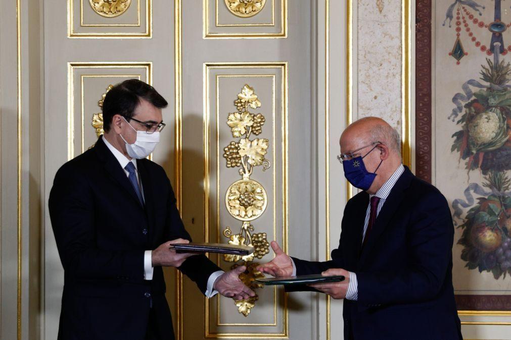 Brasil quer aumentar relação económica com Portugal e reativa reuniões regulares - MNE brasileiro