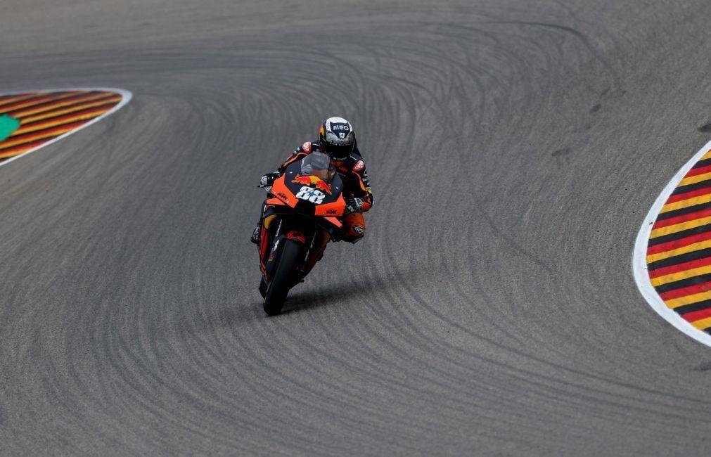 Miguel Oliveira lembra que têm de contar consigo até ao final do Mundial de MotoGP