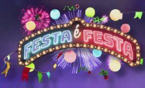Mais um peso pesado no elenco de 'Festa é Festa'