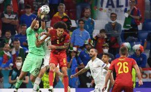 Itália bate Bélgica e defronta Espanha nas meias-finais do Euro2020 [vídeo]