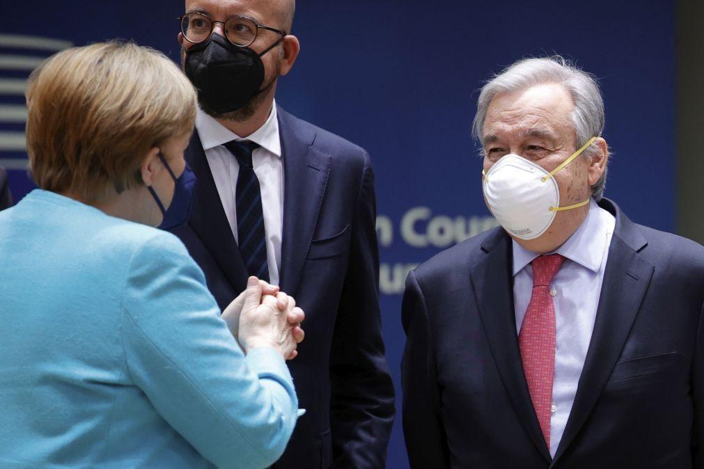 Guterres quer crimes ambientais julgados pelo Tribunal Penal Internacional