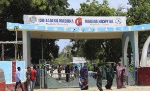 Pelo menos 10 mortos em ataque suicida na Somália - Oficial