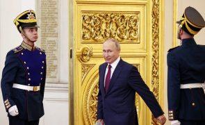 Putin aprova nova Estratégia de Segurança Nacional da Rússia