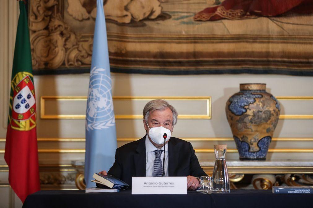 Guterres pede cessar-fogo e acesso humanitário a zona em conflito na Etiópia