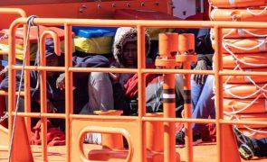 Autoridades francesas resgatam 47 migrantes no Canal da Mancha