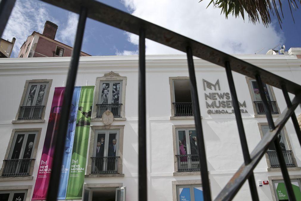 NewsMuseum nomeado para prémios da European Museum Academy