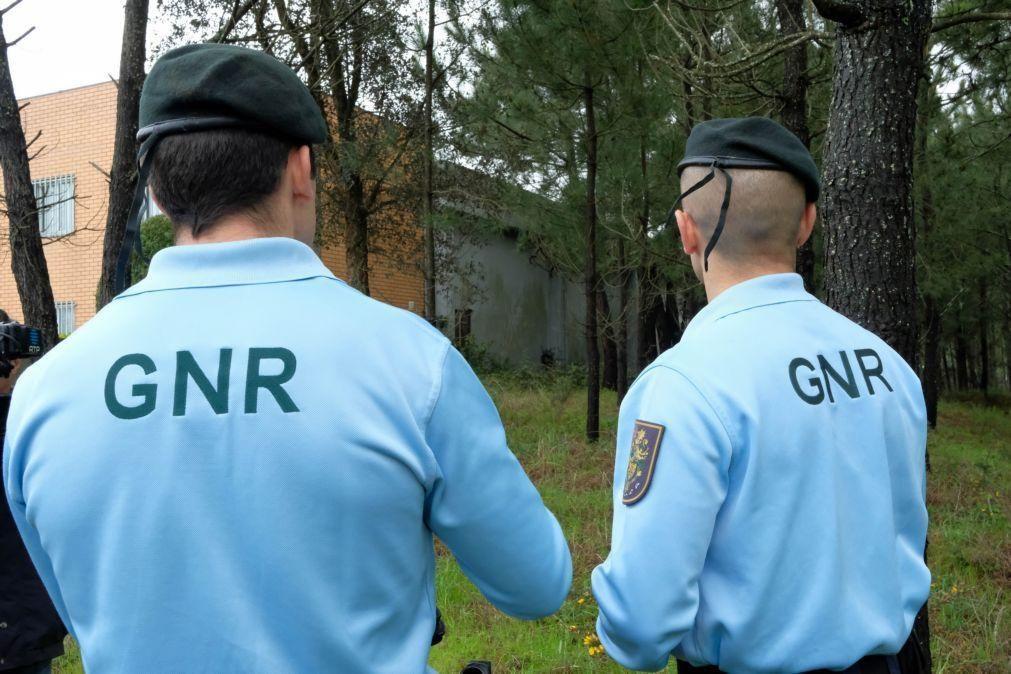 Quatro detidos, um deles militar da GNR, por associação criminosa no distrito de Bragança