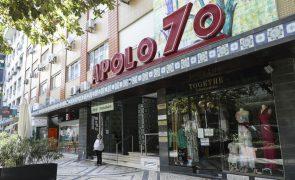 Tribunal ordena fecho do Apolo 70, o mais antigo 'shopping' de Portugal