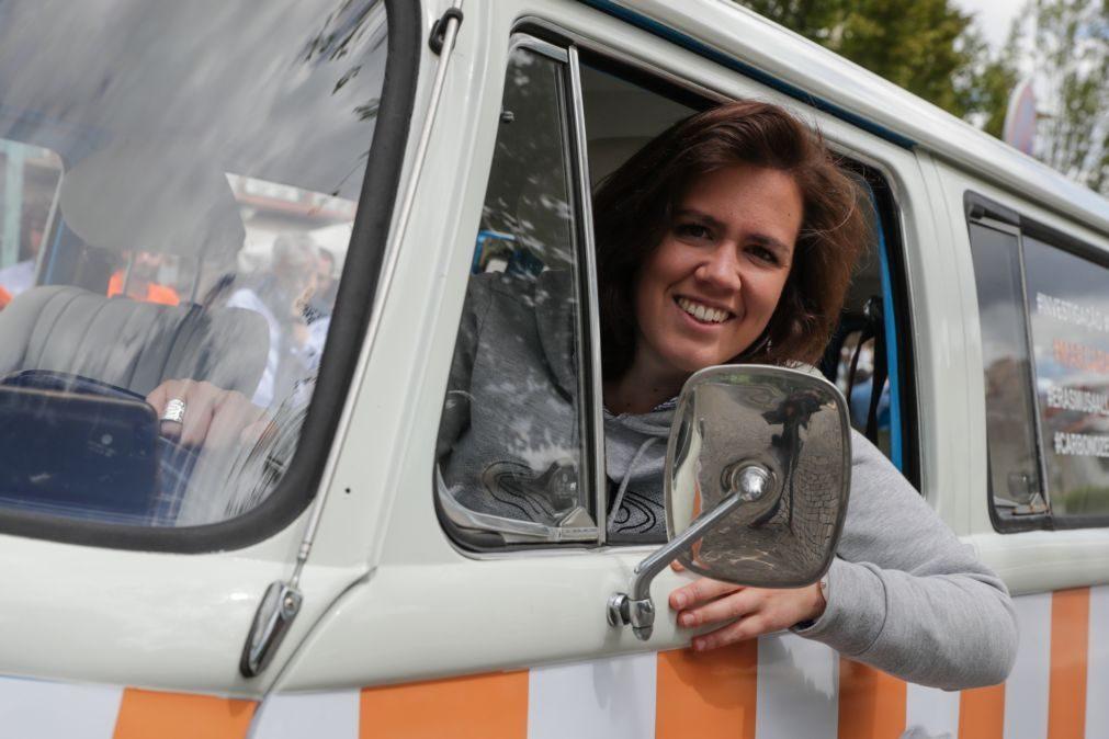 Lídia Pereira reeleita líder da juventude do Partido Popular Europeu