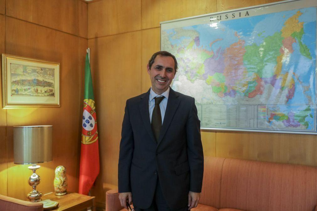 Paulo Vizeu Pinheiro indigitado novo secretário-geral do Sistema de Segurança Interna - Governo