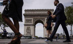 Covid-19: França com número mais baixo de hospitalizados desde outubro