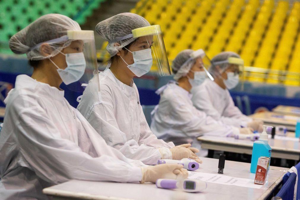 Covid-19: Macau regista 55.º caso importado em estudante oriunda da Suíça
