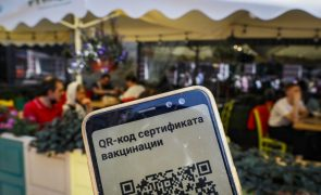 Covid-19: Rússia com novo máximo ao superar 25 mil casos num dia