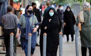 Covid-19: Irão impõe restrições à medida que a variante Delta se expande