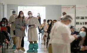 Covid-19: Madeira ultrapassa os 100 mil residentes com vacinação completa