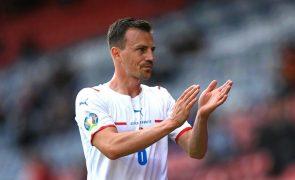 Euro2020 : Capitão checo Vladimír Darida diz adeus à seleção