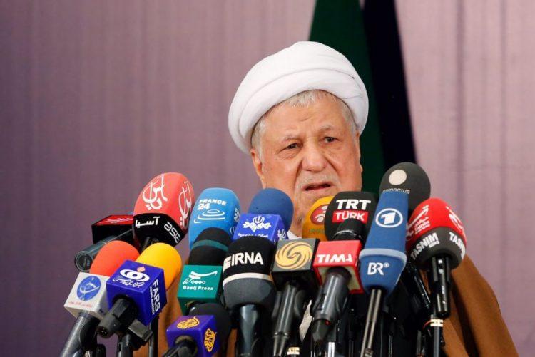 Antigo presidente iraniano Akbar Hashemi Rafsanjani morreu aos 82 anos