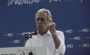 Jerónimo de Sousa acusa PS de se unir ao PSD para perpetuar políticas centralistas