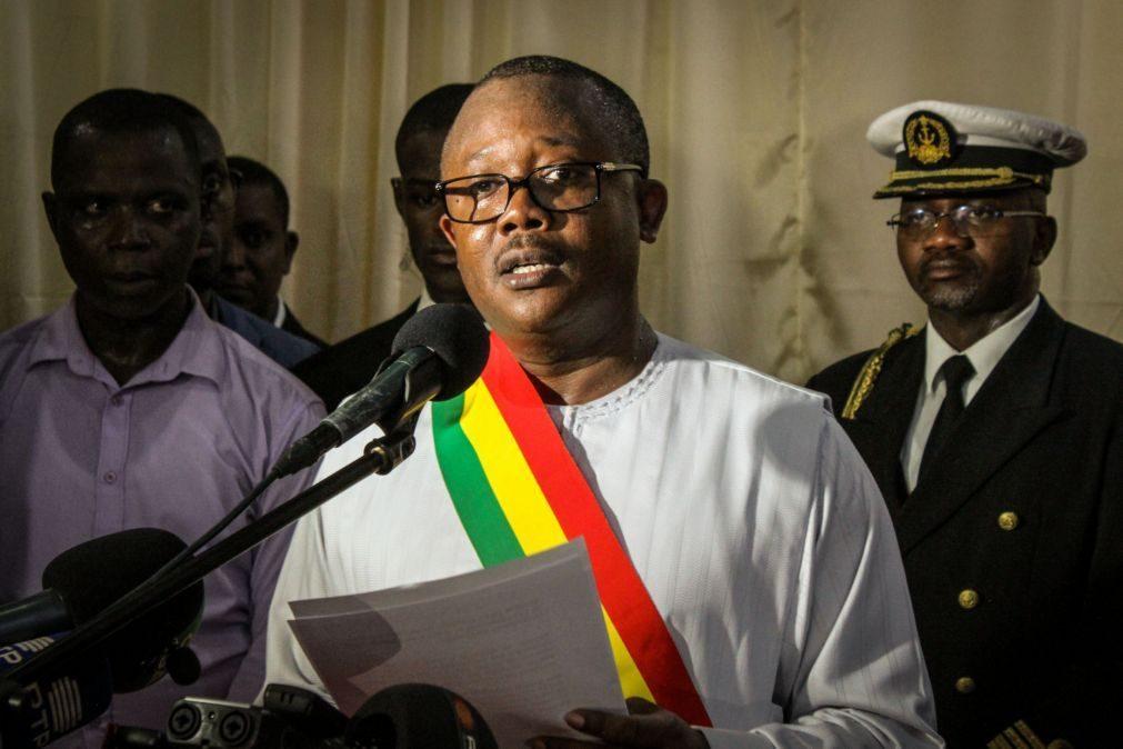 Presidente da Guiné-Bissau admite retomar diálogo com homólogo da Guiné-Conacri