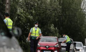 GNR encerra festa ilegal com 300 pessoas em Alcochete